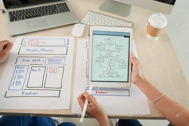 Waar moet je aan denken bij het maken van een website?